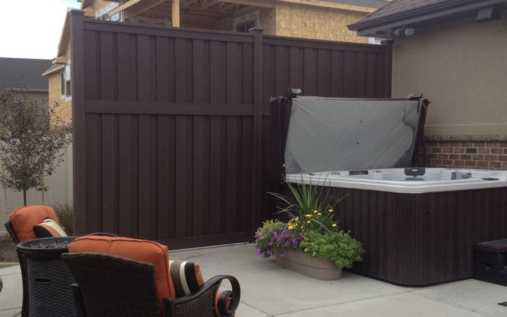 Privacy Screens for Your Spa