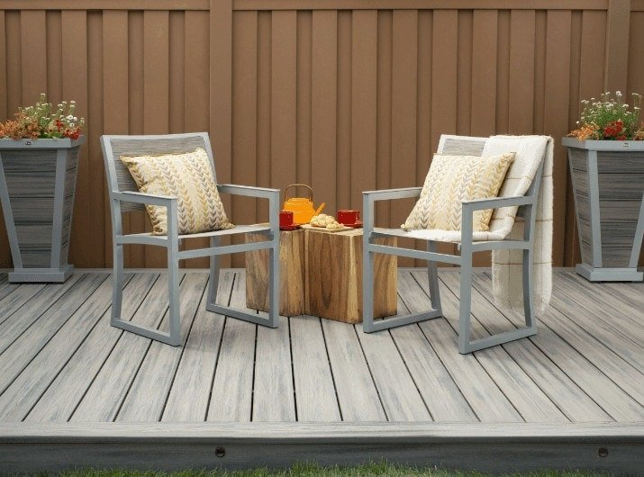 Trex Decking and Fencing