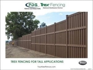 Snapshot for Tall Trex Fencing Presentation