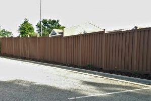 High-Point-University-Perimeter-Fence-Trex-Fencing