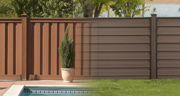 Menu Combined Fence
